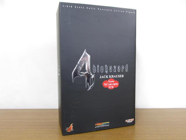 ホットトイズ ビデオゲームマスターピース バイオハザード4 ジャック・クラウザー 変身後 1/6スケールフィギュア