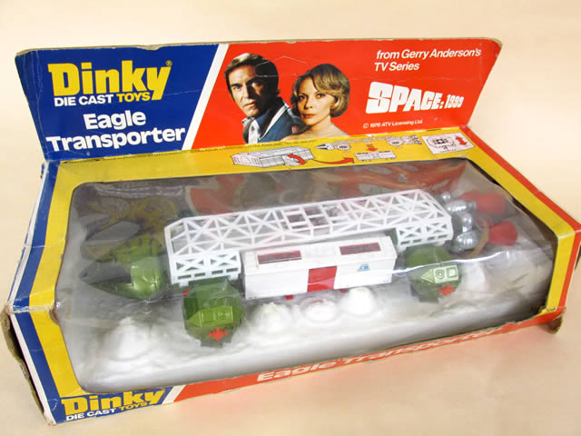 Dinky Eagle Transporter [SPACE:1999]