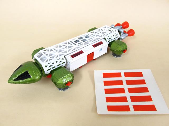 Dinky Eagle Transporter [SPACE:1999]