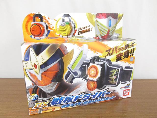 バンダイ 変身ベルト DX戦極ドライバー 仮面ライダー鎧武&バロンセット