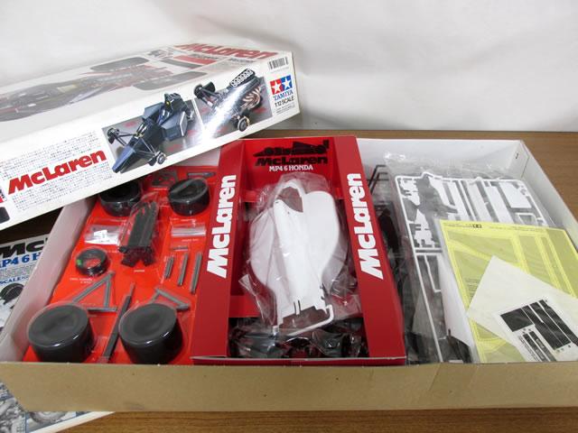 タミヤ 1/12スケール ビッグスケールシリーズNo.26 McLaren MP4/6 HONDA マクラーレン ビンテージセレクション