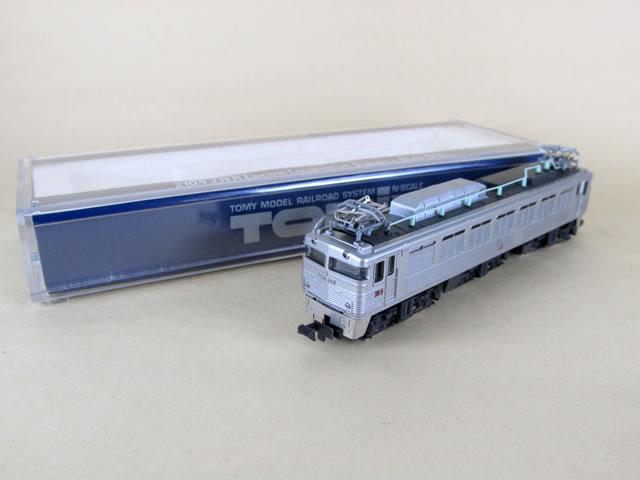 TOMIX(トミックス) Nゲージ 国鉄EF81形電気機関車 ステンレス車体