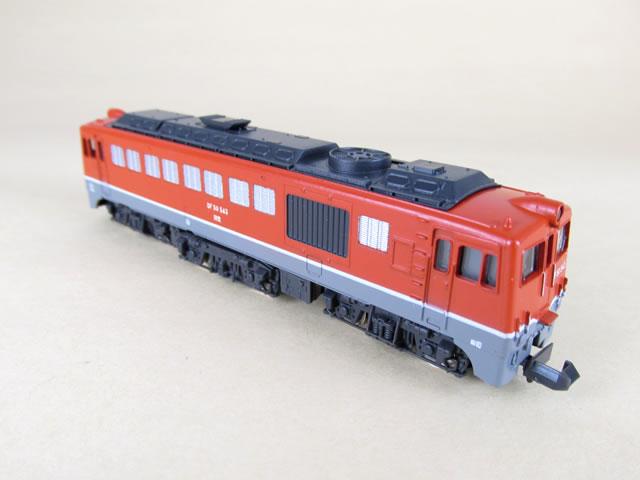 TOMIX(トミックス) Nゲージ 国鉄DF50形ディーゼル機関車