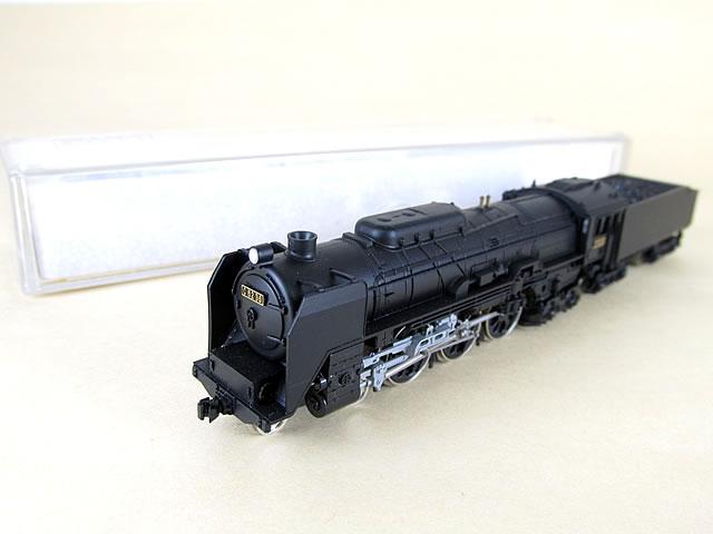 KATO(カトー) Nゲージ 国鉄 C62 蒸気機関車