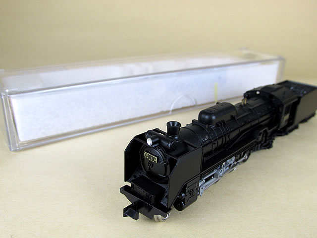 KATO(カトー) Nゲージ 国鉄 D51形 蒸気機関車