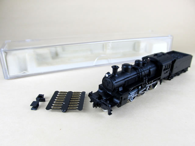 KATO(カトー) Nゲージ 国鉄C50形 蒸気機関車