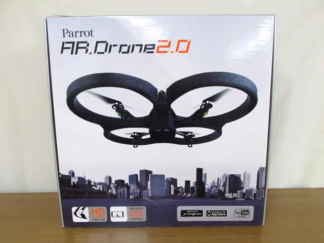 Parrot(パロット) AR Drone2.0 [ラジコン]