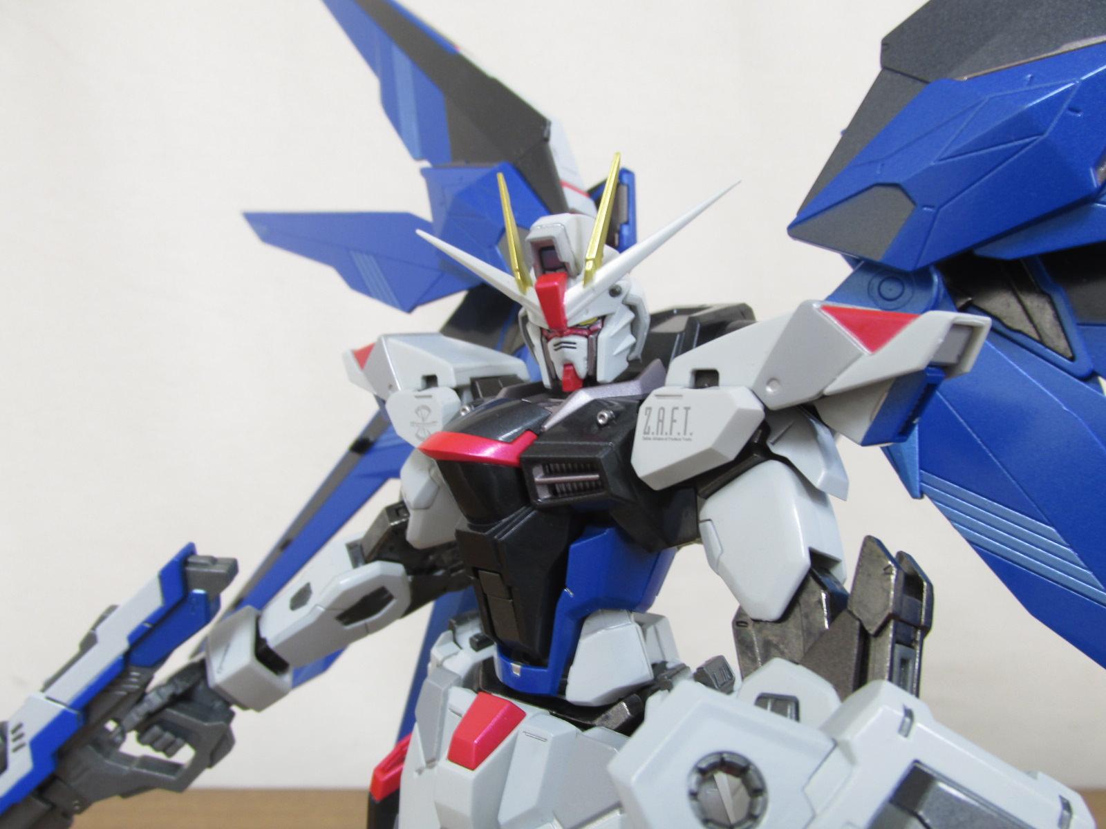 バンダイ メタルビルド ZGMF-X10A フリーダムガンダム