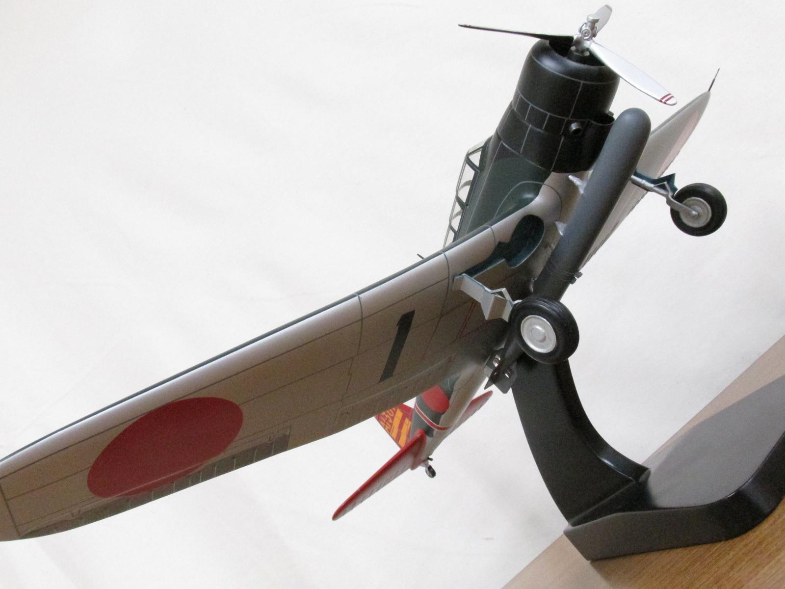 ウイングクラブ 1/32スケール デスクトップモデル   97式艦上攻撃機