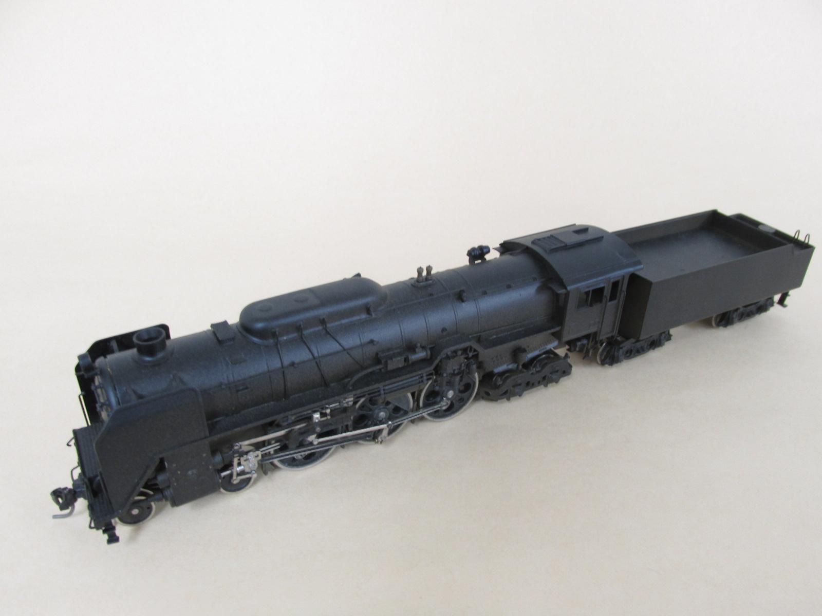 カツミ模型 16番ゲージ 国鉄 C62形 蒸気機関車