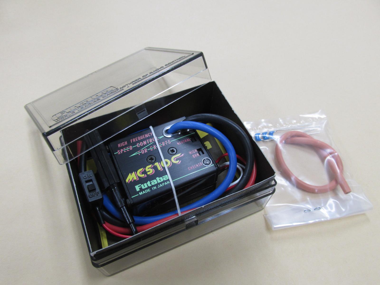 フタバ 高周波FETアンプ MC510C