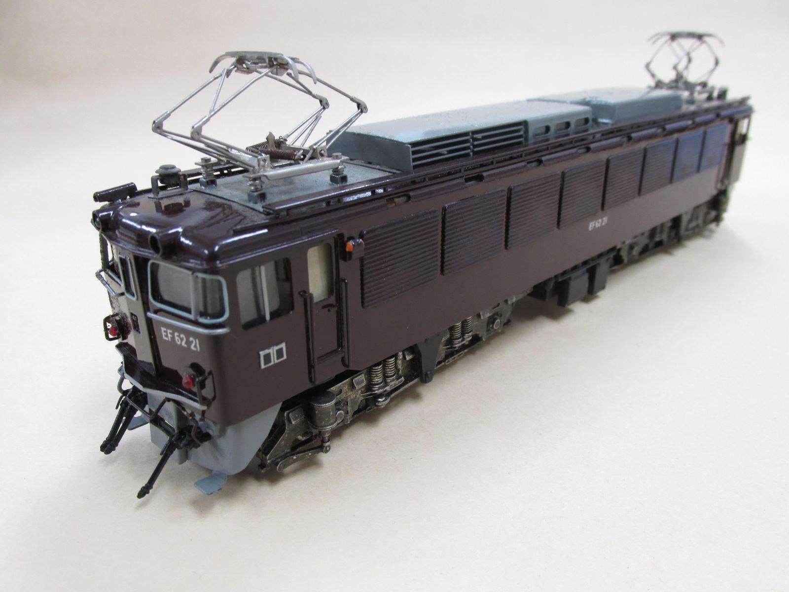 天賞堂 HOゲージ EF62電気機関車