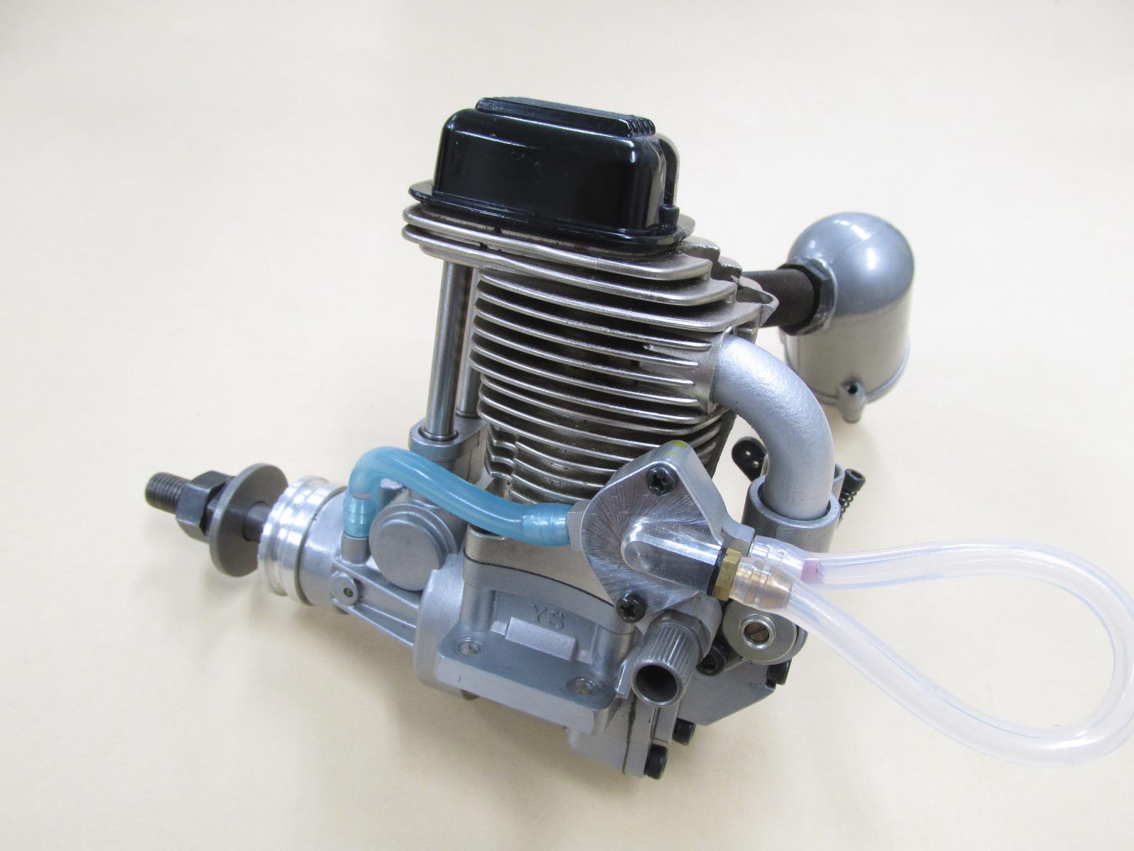YS 飛行機用4サイクルエンジン FZ70S