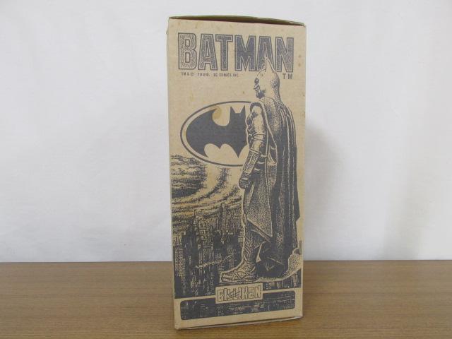 ビリケン ソフビキット バットマン/BATMAN