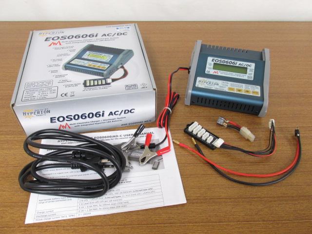 ハイペリオン EOS0606i AC/DC 急速充電器