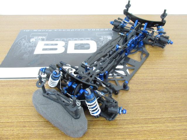 ヨコモ R/Cカー MR-4TC BD /ラジコン 組立済シャーシ メカレス