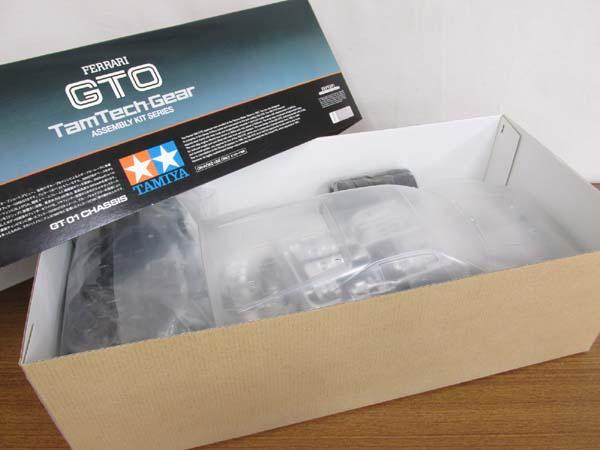 タミヤ 1/12 タムテックギア フェラーリ288GTO フルベアリング仕様 組立キット