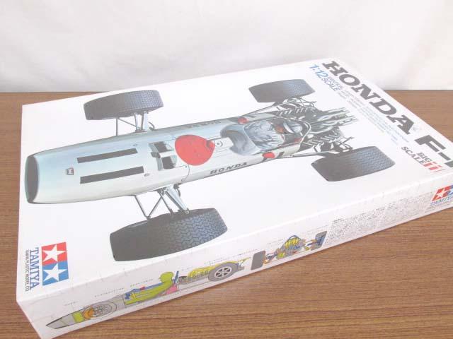 タミヤ 1/12 ビッグスケールシリーズNo.11 HONDA F-1 RA273