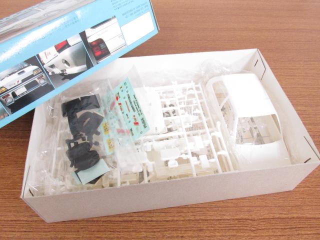 フジミ 1/24スケール K-CAR シリーズNo.4 スズキ アルトワークス