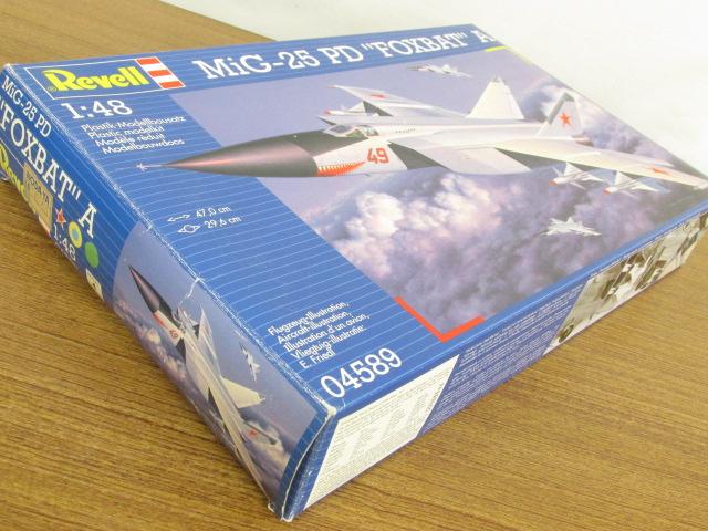 Revell(レベル) 1/48スケール MiG-25 PD フォックスバット A /プラモデル