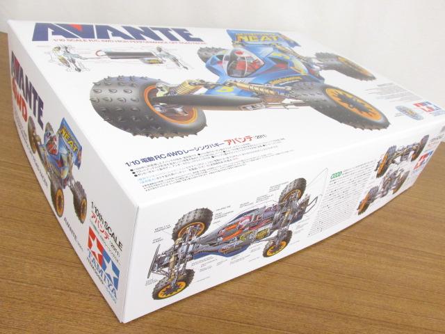 タミヤ 1/10スケール 電動RC4WDレーシングバギー アバンテ(2011) 組立キット