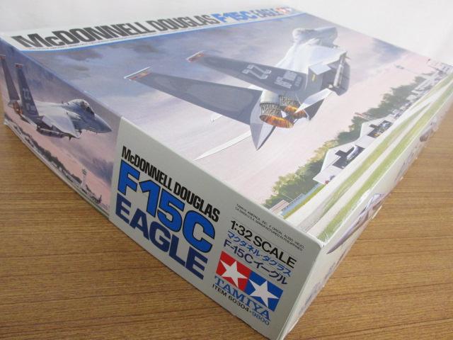 タミヤ 1/32スケール エアークラフトシリーズNO.4 マクダネルダグラスF-15Cイーグル