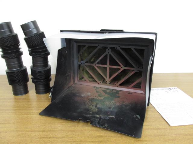 タミヤ スプレーワーク ペインティングブース2 ツインファン USED/塗装ブース