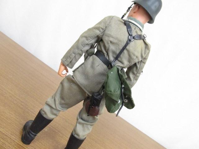 ドラゴン 1/6スケール ドイツ軍兵士 W.W.2アクションフィギュア