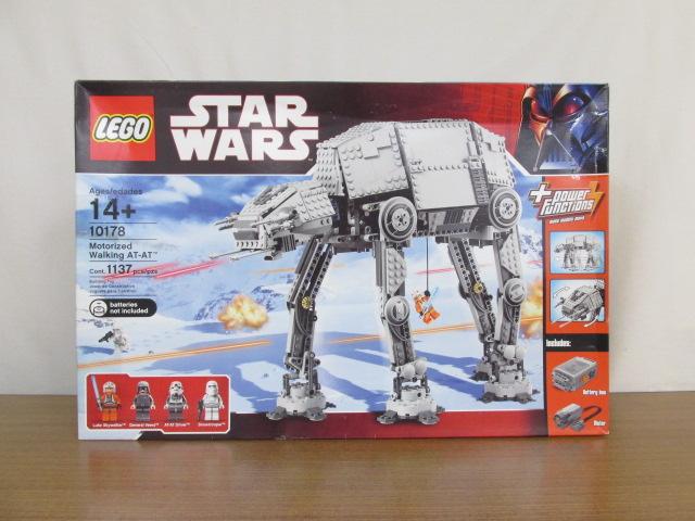 LEGO/レゴ 10178 スターウォーズ AT-AT スノーウォーカー