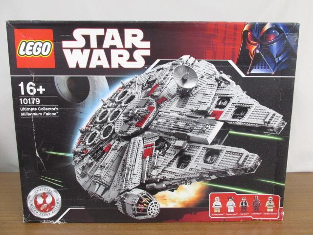 LEGO 10179 スターウォーズ ミレニアムファルコン