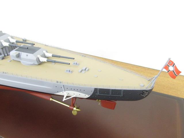 タミヤ 1/350 マスターワークコレクション ドイツ 戦艦ビスマルク