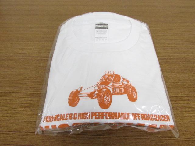 タミヤ 1/10 バギーチャンプ 2009 初回限定Tシャツ付