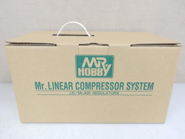 GSIクレオス Mr.リニアコンプレッサー L5 レギュレーターセット PS303