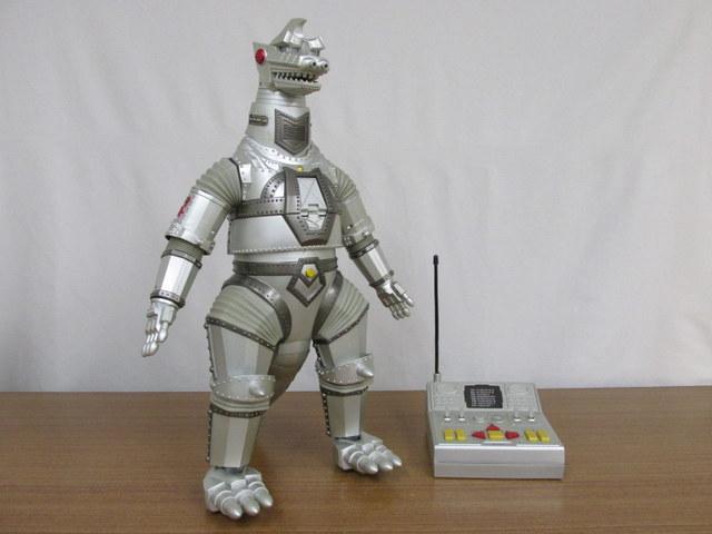 全自動遠隔操作ロボット怪獣 メカゴジラ 1974