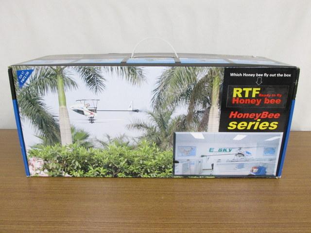 RCヘリコプター Honey Bee RTF/E-SKY