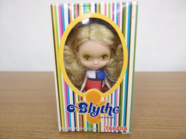 タカラ プチブライス/Blythe PBL04 モンドリアン