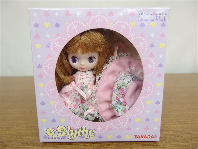 タカラ プチブライス/Blythe PBL-52 タティアンナブラック