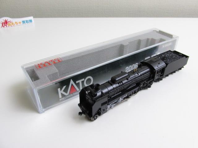 KATO Nゲージ鉄道模型 D51 標準形 2006-1