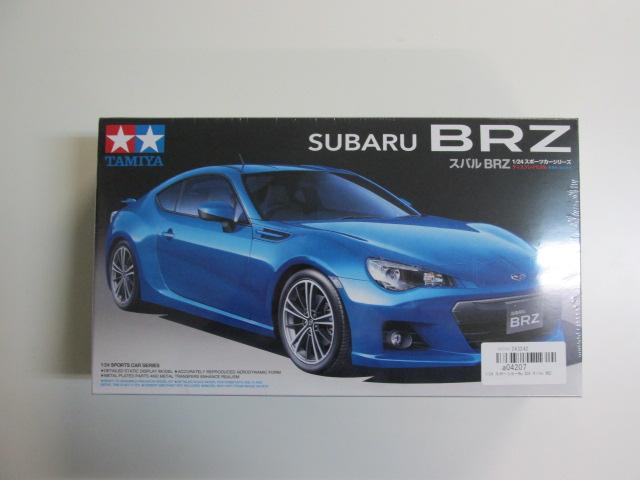 タミヤ 1/24 スポーツカーシリーズNo.324 「スバル BRZ」[24324]