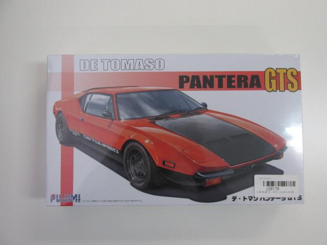 フジミ 1/24 リアルスポーツカーシリーズNo.90 「デ・トマソ パンテーラGTS」