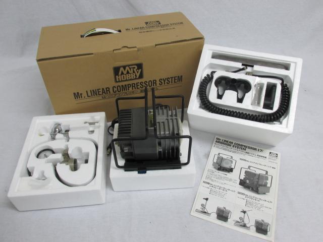 Mr.リニアコンプレッサーL7 レギュレーター/プラチナセット PS309