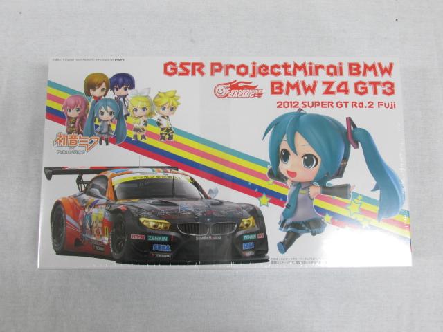 フジミ 1/24 GSR ProjectMirai BMW Z4 GT3 2012 SUPER GT Rd.2 Fuji プラモデル
