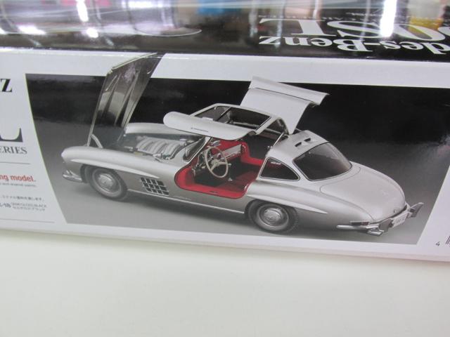 タミヤ 1/24スポーツカーシリーズ 「メルセデス ベンツ 300SL」 プラモデル