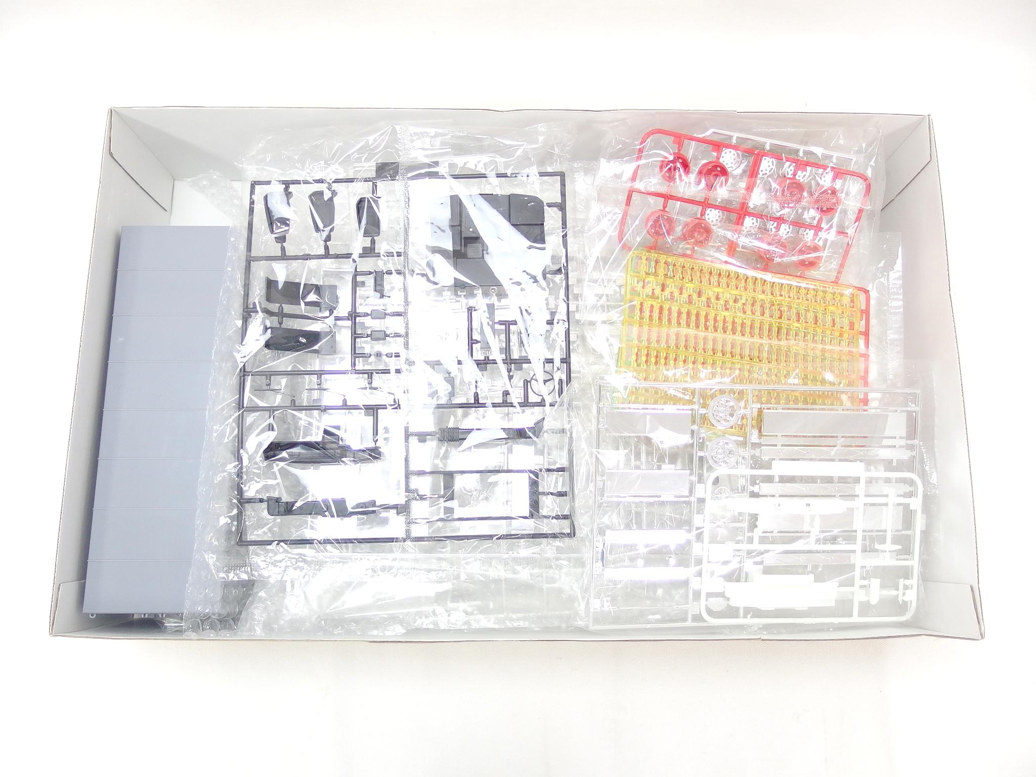 青島文化教材 1/32スケール 大型デコトラ爆走野郎「二代目 飛車角」