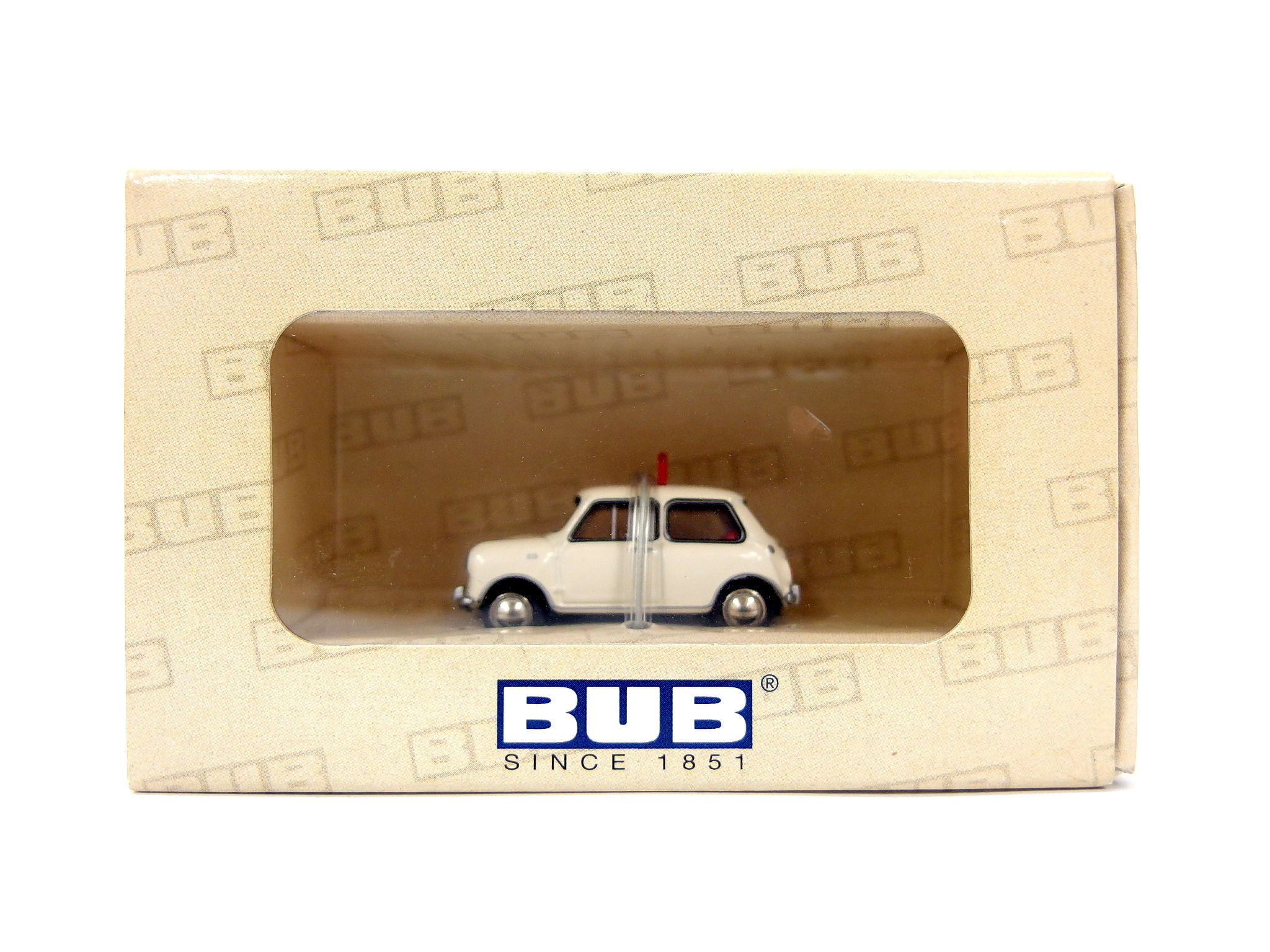 BUB TOY 1/87 Bub Mobile ミニクーパーS 復刻版 2点