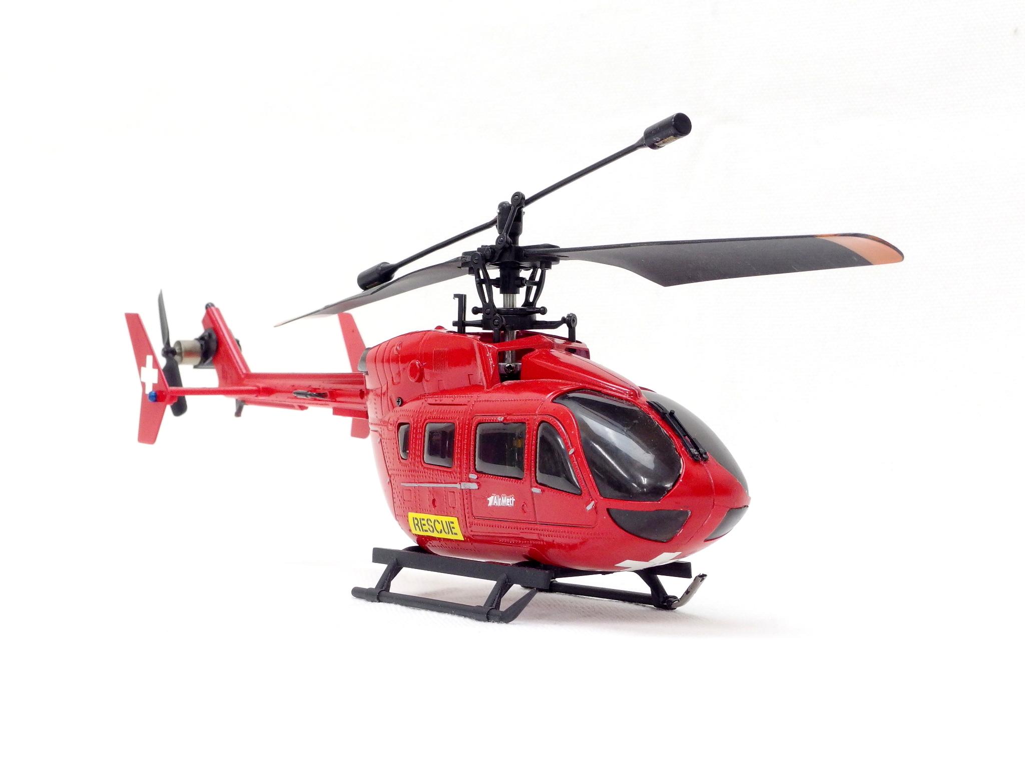 ナインイーグルス RCヘリコプター SOLO PRO 128 EC145