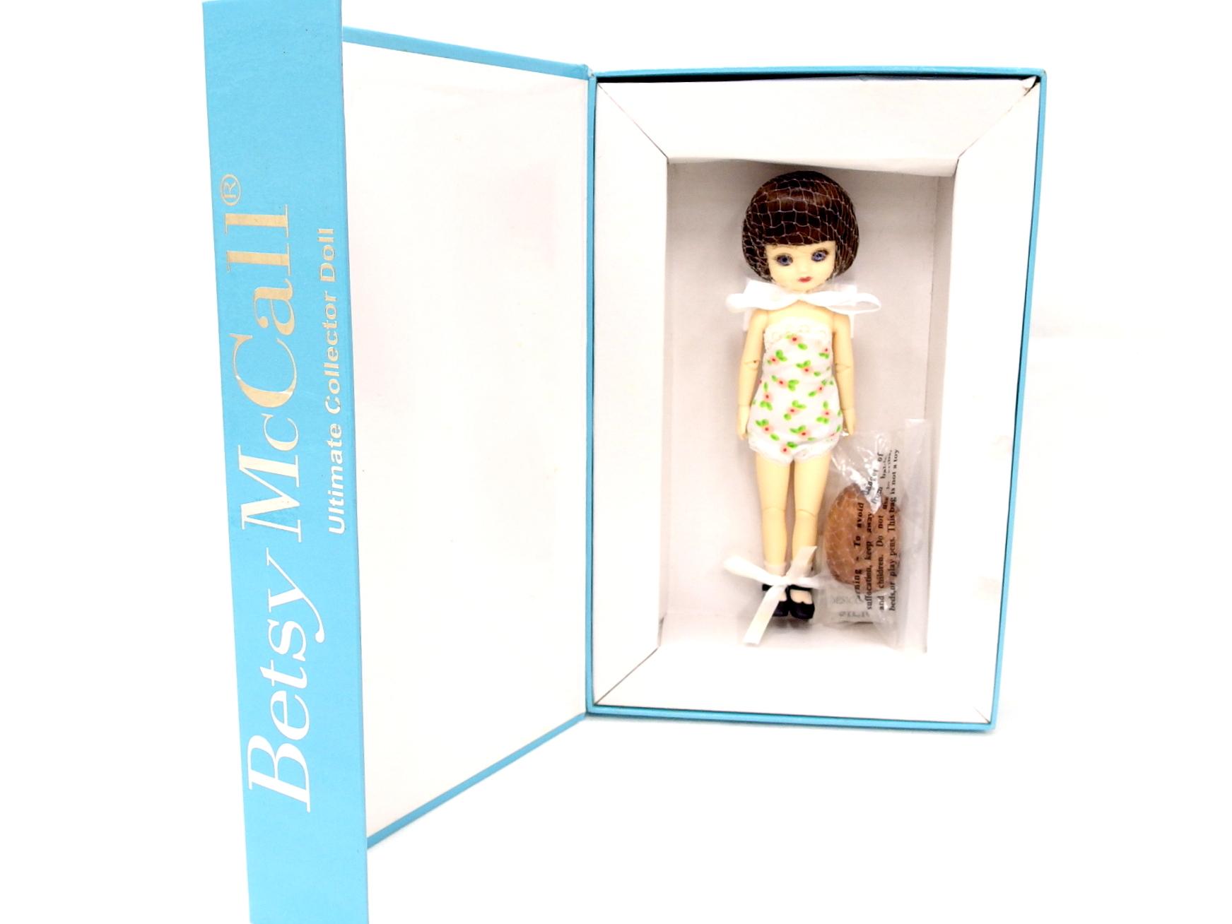 エファンビー社 ベッツィー・マッコール Ultimate Collector Doll 500体限定 2008年