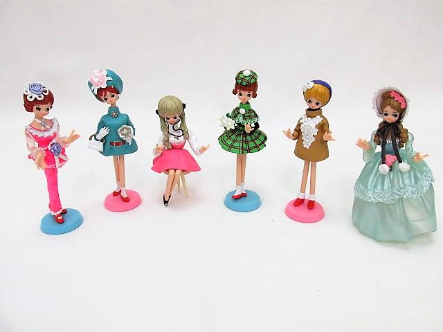 少女スタイルシリーズ キューティードールコレクション 全6種