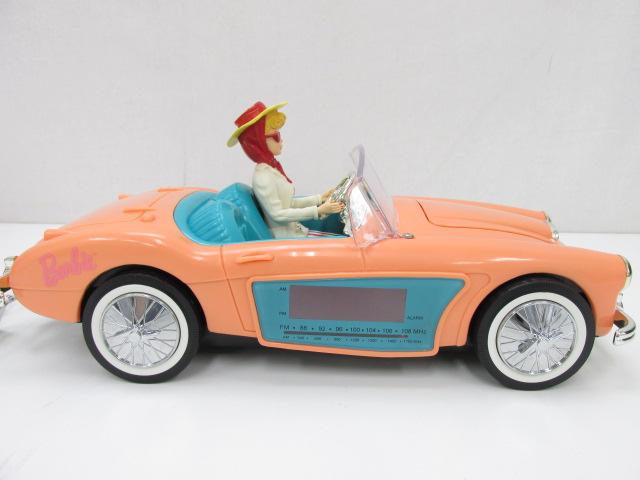 Barbie Clock Radio バービークロックラジオ