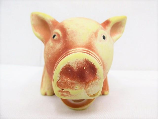ブヒブヒ 豚さん ソフビ